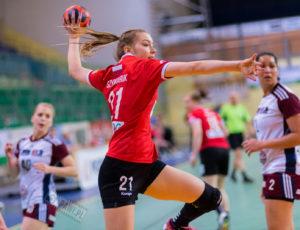 Kram Start Elbląg – SPR Pogoń Szczecin 27:20 (13:11) – PGNiG Superliga kobiet – piłka ręczna, sezon 2017/2018