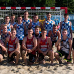 FutureNet Mistrzostwa Polski Juniorek i Juniorów w Piłce Ręcznej Plażowej 2018