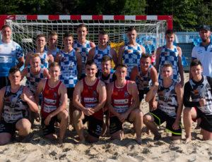 FutureNet Mistrzostwa Polski Juniorek i Juniorów w Piłce Ręcznej Plażowej 2018 – dzień 1