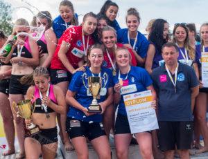 FutureNet Mistrzostwa Polski Juniorek i Juniorów w Piłce Ręcznej Plażowej 2018 – dzień 2