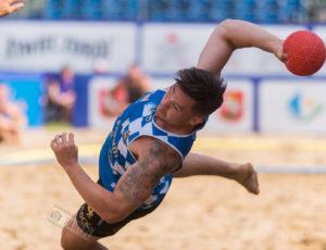 EBT Finals 2018 Stare Jabłonki – dzień 3, piłka ręczna plażowa