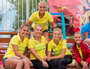 3rd Budapest Cup – Beach Handball EBT – day 2