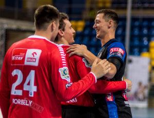 MOL Pick Szeged – Wisła Płock –  27:29 (13:15) – Szczypiorno Cup 2018, piłka ręczna mężczyzn