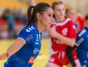 SMS ZPRP II Płock – SKF KPR Sparta Oborniki 25:29 (13:16) – I liga kobiet, sezon 2018/2019