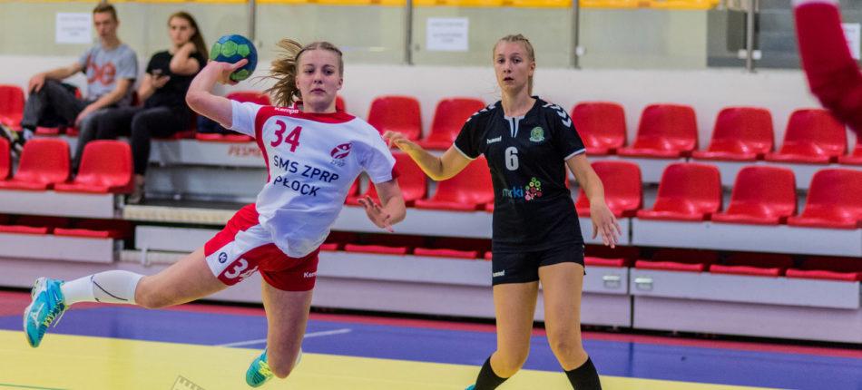 SMS ZPRP Płock – AP Marcovia Marki 39:24 (19:10) – juniorki młodsze – piłka ręczna, sezon 2018/2019