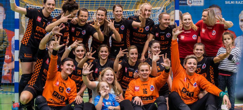 MKS Piotrcovia Piotrków Trybunalski – Korona Handball Kielce 25:24 (13:12) – PGNiG Superliga kobiet – piłka ręczna, sezon 2018/2019
