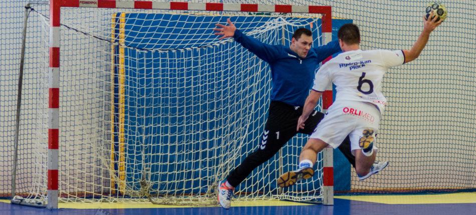 SPR Handball Płock – SPR Nowe Piekuty 38:25 (20:10) – II liga mężczyzn gr. III B – piłka ręczna, sezon 2018/2019