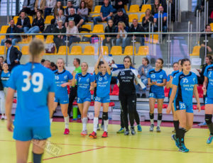 SMS ZPRP I Płock – KS AP Poznań 35:33 (18:16) – piłka ręczna, I liga kobiet, sezon 2018/2019