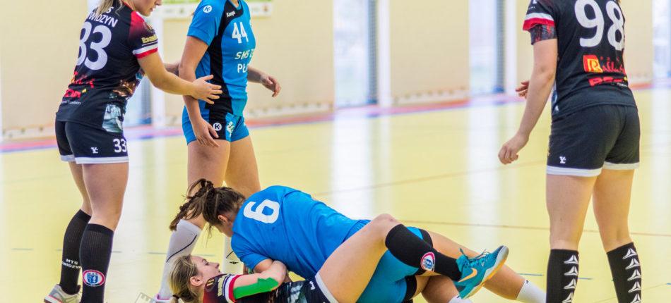 SMS ZPRP II Płock – MTS Kwidzyn 26:33 (16:17) – piłka ręczna, I liga kobiet, sezon 2018/2019