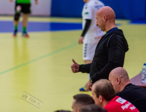 SPR Handball Płock – AZS-AWF Warszawa 20:25 (9:11) – II liga mężczyzn gr. III B – piłka ręczna, sezon 2018/2019