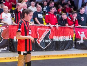 Kispest NKK Endo Plus Service – Vasas SC 22:25 (13:14) – piłka ręczna, II liga kobiet (Węgry), sezon 2018/2019