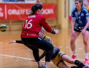 MMKS Jutrzenka Płock – MKS PR URBIS Gniezno 24:28 (10:15) – piłka ręczna, I liga kobiet, sezon 2018/2019