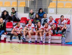 SMS ZPRP I Płock – ChKS PŁ Łódź 42:16 (21:7) – piłka ręczna, I liga kobiet, sezon 2018/2019