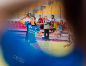 SMS ZPRP Płock – Victoria Piaseczno AZS-AWF 43:26 (19:16) – juniorki młodsze – piłka ręczna, sezon 2018/2019