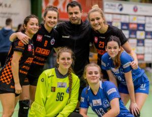 MKS Piotrcovia Piotrków Trybunalski – KPR Ruch Chorzów 41:33 (20:15) – PGNiG Superliga kobiet – piłka ręczna, sezon 2018/2019