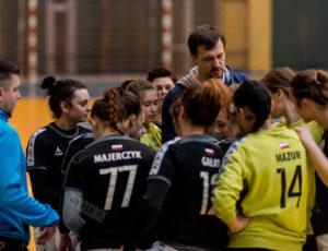 WKPR Wesoła Warszawa – TS MKS San Jarosław 24:20 (12:9) – piłka ręczna, I liga kobiet, sezon 2018/2019