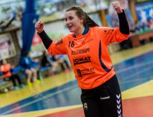 MKS Karczew – SKF KPR Sparta Oborniki 26:19 (16:10) – piłka ręczna, I liga kobiet, sezon 2018/2019