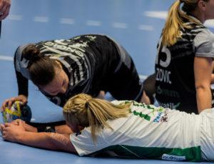 CSM Bucuresti – Györi Audi ETO KC 25:27 (10:14) – Liga Mistrzów EHF CL – piłka ręczna, sezon 2018/2019