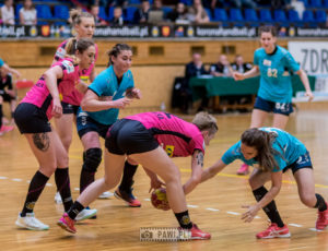 Korona Handball Kielce – UKS PCM Kościerzyna 34:30 (19:17) – PGNiG Superliga kobiet – piłka ręczna, sezon 2018/2019