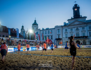 PGNiG Summer Superliga Płock 2019 – EBT Beach Handball Tournament – day 1