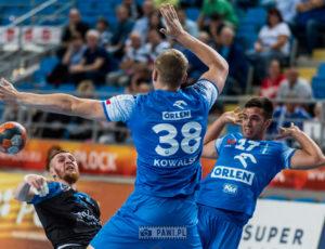 ORLEN Wisła Płock – SPR Stal Mielec 38:22 (17:10) – PGNiG Superliga – piłka ręczna, sezon 2019/20