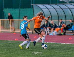 KS Królewscy Płock – FK Jantar Ostrołęka 2:1 (1:0) – piłka nożna, III liga kobiet 2019/2020, grupa mazowiecka