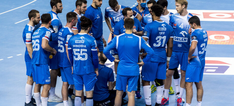 Wisła Płock – Fenix Toulouse Handball 27:25 (12:9) – EHF European League – piłka ręczna, sezon 2020/2021